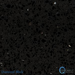 (A) Diamond Black